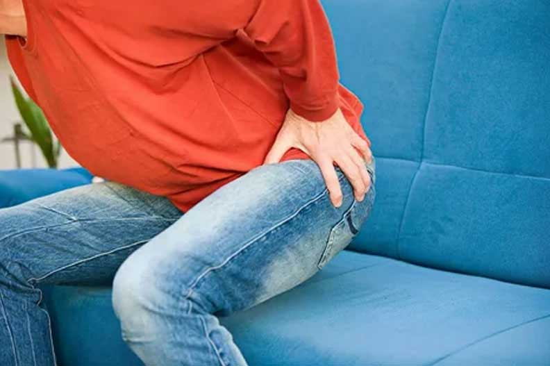 durerea cauzata de hemoroizi